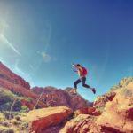 跳躍と地道な前進